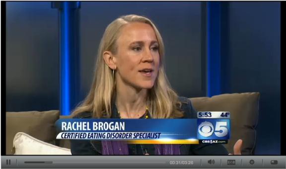 Rachel on CBS5